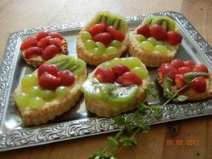 Kuchen und Torten von Bäckerei Gnauck
